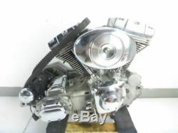 01 Harley Davidson Fxst Softail Engine Ecu Carburettor Reel Harness Kit 88 CI