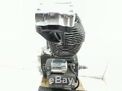 04 Harley Davidson Fat Boy Softail Flstf Engine 88ci 1450cc Guaranteed