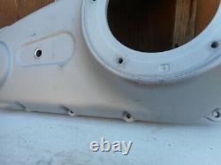 1 Carter Primary Engine Original Alu Grey For Harley Davidson Dyna And Softail
