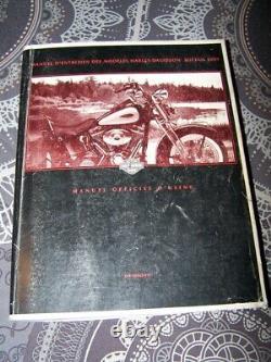 17 Workshop Manual Maintenance Technical Review Harley Davidson Softail 2001