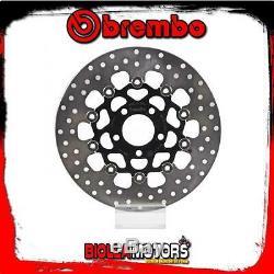 78b40828 Disc Brake Rear Brembo Harley Davidson Softail Slim Fls 2012-20