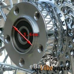 8,5x18 Wheels Wheel Rays 80 Rays Harley Davidson Softail Evo Nine