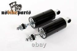 Adjustable Damper Softail From 2000 Black Harley-davidson Twin Cam New