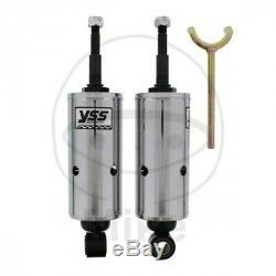 Adjustable Dampers Yss 1690 Harley Davidson Softail Deluxe Abs Flstn