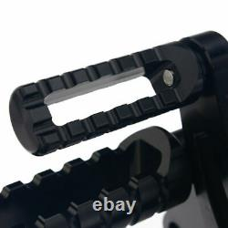 Advanced Orders Footpegs Pr Softail 84-99 Heritage Fxsts Fxstc Flst Flstn Efi