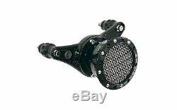 Air Filter A Rsd Rsd Nostalgia Velocity Black Harley Davidson Softail 1999-2015