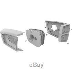 Air Filter For Harley-davidson Softail Milwaukee Eight Hypercharger Is Black