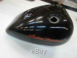 B2. Harley Davidson Softail Modelletank Tank On Gasoline For Fuel