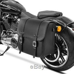 Bags Of Spreaders Holder For Harley-davidson Softail 88-17 Craftride XL
