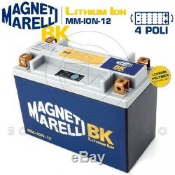 Battery Lithium Magneti Marelli Ytx20l-bs Harley Davidson Softail Deluxe