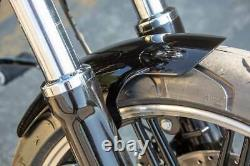 Before Fender 2013-17 2018 19 2020 Harley Davidson M8 Softail Breakout Fxbr Fxsb