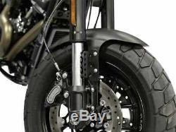 Before Fender 2018 2019 2020 Harley Davidson Softail Fat Bob M8 Milwaukee 8 Fxfb