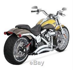 Big Radius Harley Softail Break Out