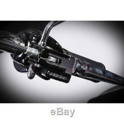 Black Led Blink Custom Harley Davidson Softail 2018 Motomike 34