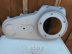 Carter Primary Engine Original Alu Grey For Harley Davidson Dyna And Softail