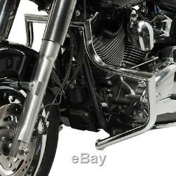 Casing Protection For Harley Davidson Heritage Softail Classic 00-17 Cr St1 Chromium