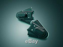 Cover Black Axle Ghost Harley Davidson Softail Kuryakyn