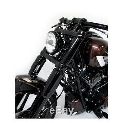 Cover Cover Crystalline Fork Harley Davidson Softail Breakout Upper Fxsb