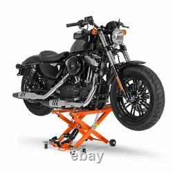 Crutch Scissors Xlo For Harley Davidson Softail Custom/ Deluxe/ Deuce/ Fat Bob