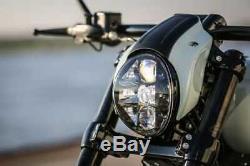 Cupola Maschera 18+ Harley Davidson Softail M8 Milwaukee8 Street Bob Fxbb