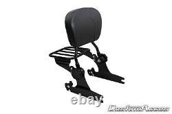 Custom Acces File Luxus Softail Harley D. Softail Flstse2 2012 Black