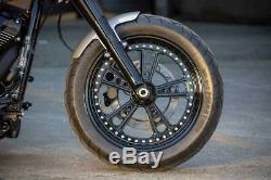 Custom Bobber Short Front Wing 2018+ Harley Davidson Softail M8 Fatboy 18