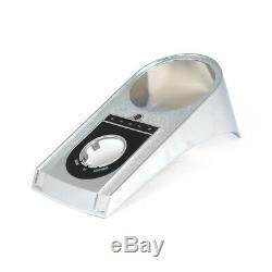 Dash Cover Tachometer Cover Chrome For Harley Davidson Softail 00-10