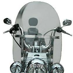 Detachable Break Pare For Harley-davidson Softail 00-17