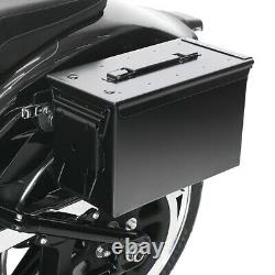 Detachable Rigid Bag For Harley Davidson Softail 18-20 M2a1 Even