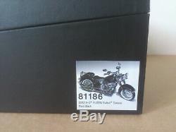 Die-cast Promotions 81186 2012 Harley-davidson Softail Deluxe Flstn 112