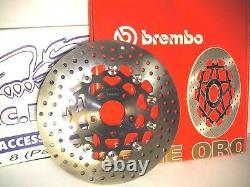 Disc Brake Brembo Floating Before 78b22 Flstc 1340 Heritage Softail Clas 1990