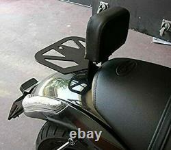 Dossier Port Parcelles Sissybar Sissy Bar Moto Guzzi Motoguzzi California 1400