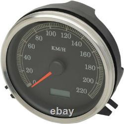 Electronic Meter Km /h Harley Davidson Softail Drag Specialties