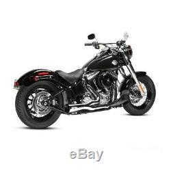 Exhaust 2 In 1 Arlen Ness F-bomb Harley Davidson Softail 1996-2016
