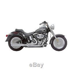 Exhaust 2in1 Cobra Power Pro HP Harley Davidson Softail From 2007 To 2011