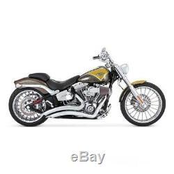 Exhaust Vance & Hine Big Radius 2-2 Harley Softail 2013-2017 Break Out