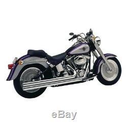 Exhaust Vance & Hines Harley Davidson Softail Bigshots Long 2012-2017