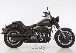 Falcon Double Groove Exhaust Harley Davidson Softail Breakout 2018-2020