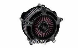 Filter A Air Rsd Turbine Black Ops Harley Davidson Softail 1999-2015