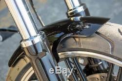 Float Before Fender 2013 + 2018 + Harley Davidson Softail Breakout M8 Fxbr Fxsb