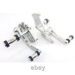 Forward Controls Rest Feet Before Pre Harley Softail Springer Heritage 00-16