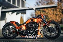 Front And Rear Fender + 2018 Harley Davidson Softail Breakout Fxbr M8
