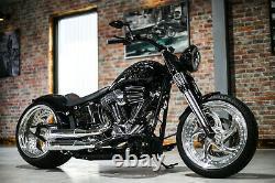 Gabelcover Forkslider Softail Touring Harley Davidson Fork Cover