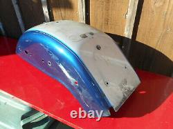 Guard Arriere Mud Original Harley Davidson Softail Deuce From 2000 To 2007