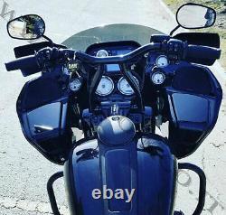 Guidon T Bar Club Style Harley Davidson Road Glide Dyna Sportster Softail