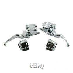 Handlebar Controls Kit Hydraulic Harley Davidson Softail 1996-2006