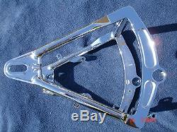 Harley Chrome Softail Arm Inheritance Deuce, Fxst Suitable 00-07 P / N 48442-00