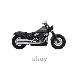 Harley Davidson Flf / Fxb / Fxl Softail 2018 Rinehart Exhaust Muffler