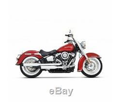 Harley Davidson Flh / Fld Softail 2018 Exhaust Muffler Rinehart Racin