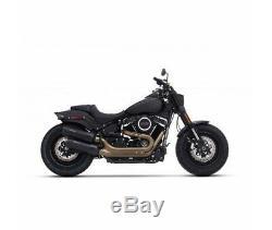 Harley Davidson Softail 1750-1868 Fxfb 2018 Rinehart Exhaust Muffler